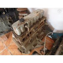 Motor Opala 4 Cilindros Parcial, Para Reforma.