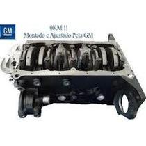 Motor Parcial 0km Kadett Alcool 8v 2.0 Original Gm