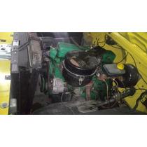 Motor Completo C-10/veraneio 6cc - Gm261