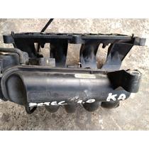 Coletor De Admissão Ford Ka Zetec 1.0 Gasolina S/ Acessórios