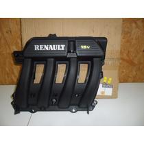 Coletor De Admissão Renault Megane Scenic Clio 1.6 16v