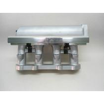 Coletor Admissão Gol G5 Aluminio Flauta Billet - Turbo Aspro