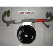 Kit Carburação Simples Vw Ar Coletor Pezinho Sem Carburador