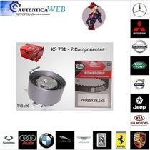 Kit Correia Dentada 1.0 16v Clio Kangoo Logan Sandero 206 Ma
