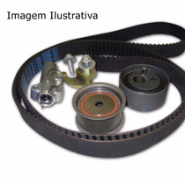 Kit Correia Dentada E Tensor Gol G2 G3 G4 G5 G6 Motor At 1.0