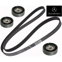 Kit Correia Alternador Acessorios+polias Mercedes B200