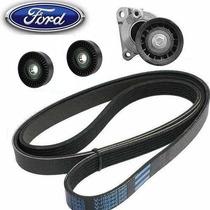 Kit Correia Alternador Acess. Ford Fusion 2.5 16v 2011