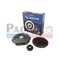 Kit Embreagem Sachs Palio Doblo Punto Idea 1.4 8v Fire 6586