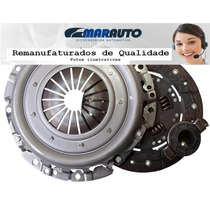Kit Embreagem Focus 1.8 16v 00 01 02 03 04 Reman C/atuador