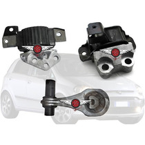 Kit Coxim Motor Cambio Punto 1.4 - Novo