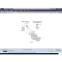 Coxim Isolador D Motor Fusion 2.3 E 2.5 06a12 Modelo Moderno