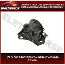 Coxim Traseiro Do Motor Honda Civic 1.6 96 A 2000 Cambio Man
