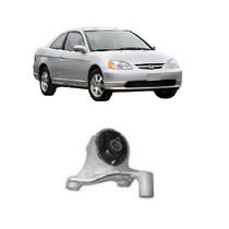 Calço Coxim Frontal Motor Civic Manual 2001 Até 2005 Novo