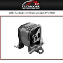 Coxim Frontal Do Motor Accord 98 A 2003 Automático