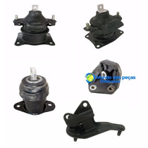 Kit Coxins Motor + Cambio Accord 2.0 De 2003 Ate 2008