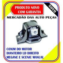 Renault Coxim Do Motor Ld/direito Diant Megane E Scenic 07/.
