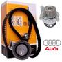 Kit Correia Dentada Tensor Polia Bomba Dagua Audi A4 1.8 20v