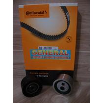Kit Correia Dentada/tensor Gm Tracker 2.0 16v Diesel Peugeot