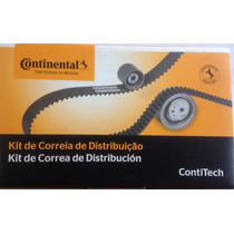 Kit Correia Dentada Corsa Agile Celta Prisma Onix Contitech