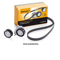 Kit Correia Dentada Fiat Palio Weekend 1.0 8v Fire Flex 2010