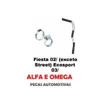 Mangueira Reservatorio Agua Ao Bloco Fiesta/ Ecosport