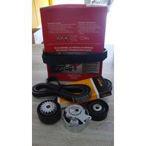 Kit Correia Dentada+kit Correia Alternad Peugeot 206 1.0 16v