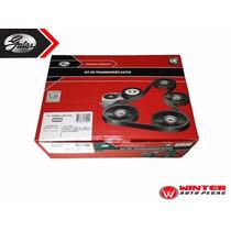 Kit Correia Dentada Tensor Gol Parati Power 1.0 16v 02/...