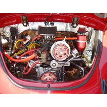 Kit Polias Correia Dentada + Polia Aluminio P/ Motor Fusca