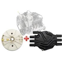 Tampa Do Distribuidor + Rotor S10 Blazer 4.3 V6 Motor Vortec