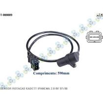 Sensor De Rotação Gm Ipanema Sle Gls Sl Gl 97/98 - Tsa