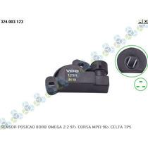 Sensor Posição Borboleta Corsa 1.0mpfi 01/96 - Vdo