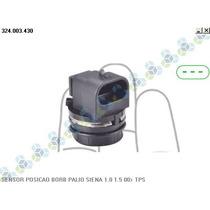 Sensor Posição Borboleta Palio Weekend 1.0 01/00 - Vdo