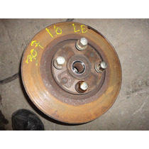 Cubo De Roda Lado Esquerdo Peugeot 307 1.6 16