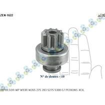 Impulsor Bendix Motor Partida Trator Mf275 283 290 292 - Zen