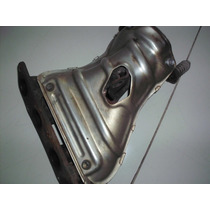 Capa Proteção Aluminio Do Coletor Escapamento Toyota Corolla