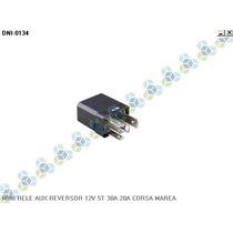 Mini Rele Auxiliar Reversor 12v 5t 30a 20a Corsa Marea