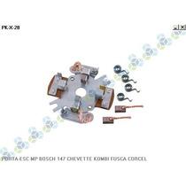 Porta Escova Para Motor De Partida Kombi Voyage Ap ¿ Krug