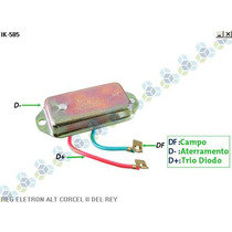 Regulador Eletronico 14,2v Agrale Trator T4100 T4200 - Ikro