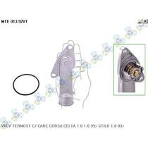Válvula Termostática Carcaça Corsa Celta 1.0 1.6 99/.. - Mte