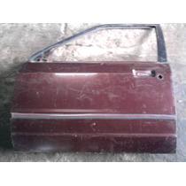 Porta Dianteira Ford Escort Guaruja Lado Esquerdo