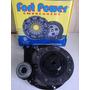 Kit Embreagem Ford Fiesta 1.0 Supercharger Após 2003 200mm