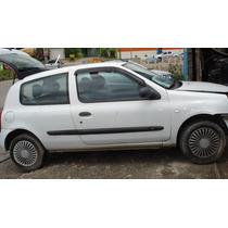 Motor Parcial 1.0 8v Renault Clio Ano 04 C/ Nota E Garantia