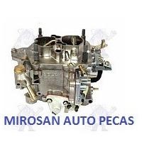 Carburador Escort L, Gl, Ghia / Verona (motor Cht) Motor 1.6
