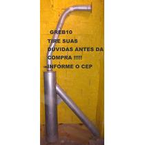 Escapamento Abafador 1113 1313 352 Turbinado Turbo Completo