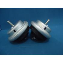Coxim Suporte Do Motor Chevrolet S10 2.2 2.4 Gasolina - Par