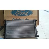Radiador De Agua Ecosport 2003 À 2012 Original Ford.