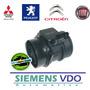 Sensor / Medidor Fluxo De Ar ( Maf ) Tracker Diesel, 5wk9621