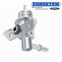 Regulador Pressao Combustivel Ford Focus Zetec 16v