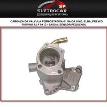 Carcaça Da Valvula Termostatica 01 Saida Uno, Elba, Premio F