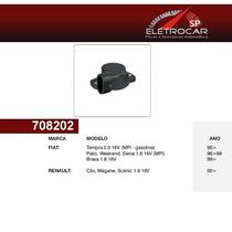 Sensor De Posição Borboleta Renault Clio, Megane, Scenic 1.6